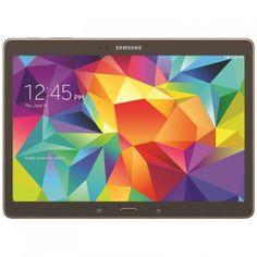 """PROMO Samsung Galaxy Tab S 10.5"""" SM-T805NTSAITV Wi-Fi + 4G - Bronzo -Gar.ITALIA    €476"""