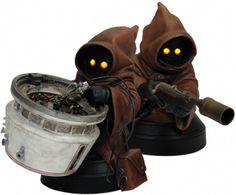 star wars jawas | Home :: Star Wars :: Busts/Maquettes :: Star Wars Jawas Mini-Busts
