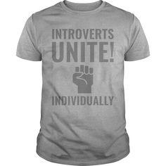 Introverts Unite 3 TShirt #gift #ideas #Popular #Everything #Videos #Shop #Animals #pets #Architecture #Art #Cars #motorcycles #Celebrities #DIY #crafts #Design #Education #Entertainment #Food #drink #Gardening #Geek #Hair #beauty #Health #fitness #History #Holidays #events #Home decor #Humor #Illustrations #posters #Kids #parenting #Men #Outdoors #Photography #Products #Quotes #Science #nature #Sports #Tattoos #Technology #Travel #Weddings #Women