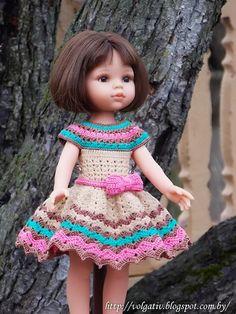 Наряды для паолок и диснеек / Одежда и обувь для кукол - своими руками и не только / Бэйбики. Куклы фото. Одежда для кукол