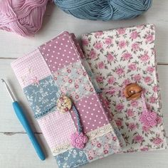 Not a bad morning's work! So pleased with how these have turned out 😍💕 Bad Morning, Morning Work, Crochet Hook Case, Floral Fabric, Diaper Bag, Coin Purse, Embroidery, Instagram Posts, Handmade