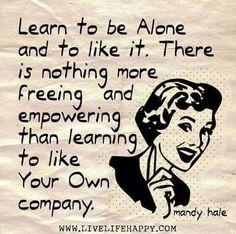 Your own company.