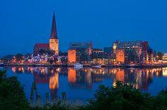 Skyline (East), Hanseatic City of Rostock