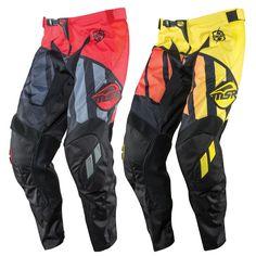 2015 MSR Renegade Dirt Bike Off-Road ATV Quad Motocross Racing Pants