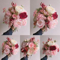 introducing new silk flower  www.facebook.com/LemongrassWedding  #flower #bride #bouquet #lemongrasswedding #bridebouquet #freshflowers #wedding #florist #corsage #weddings #bridesmaids #silkflowers
