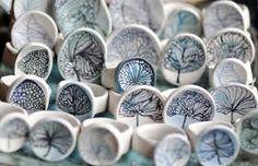 Resultado de imagen de porcelain jewellery