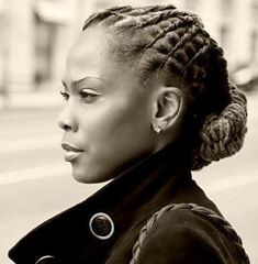 Tremendous Locs Updo And Beauty On Pinterest Short Hairstyles For Black Women Fulllsitofus