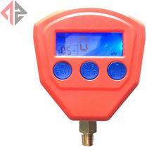 36.00$  Buy now - https://alitems.com/g/1e8d114494b01f4c715516525dc3e8/?i=5&ulp=https%3A%2F%2Fwww.aliexpress.com%2Fitem%2FCeramic-Silicon-Diaphragm-Automotive-Air-Conditioning-Refrigerant-Digital-LCD-Display-Pressure-Gauge%2F32608828017.html - R22 R410 R407C R404A R134A Air Conditioner Refrigeration Single Manifold vacuum gauge Pressure Gauge Tool 36.00$