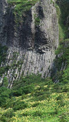 Rocha dos Bordoes | Island of Flores, the Azores, where Europe begins.