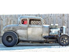Photo Gallery Pictures for Can O' Worms - 1932 Ford Deuce Coupe - Hotrod
