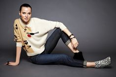 #MyImpulseIs Prints! Creature comforts #bariii #luckybrand #denim #jeans #macys BUY NOW!
