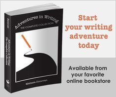 Get the entire Adventures in Writing series in a single volume, available in paperback or ebook.