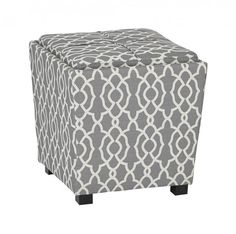 Grey Fabric Ottoman Set *D by OSP - Office Star Products is now available at American Furniture Warehouse. Shop our great selection and save!