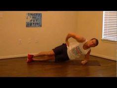 ▶ 5 Minute Oblique Workout - Loose Love Handles Workouts - HASfit Love Handles Exercises for Obliques - YouTube