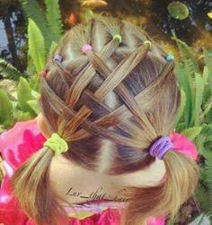beautiful children hairstyles for girls! Όμορφα παιδικά χτενίσματα για κορίτσια!