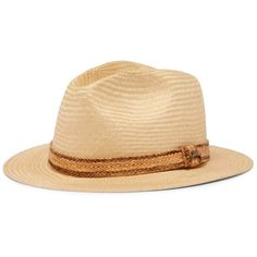 d114610d213 Tommy Bahama Buntal Straw Safari Hat ( 60) ❤ liked on Polyvore featuring  men s fashion