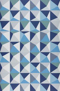 Vector | Papeles de los 70 Ui Patterns, Patterns In Nature, Textures Patterns, Print Patterns, Retro Wallpaper, Pattern Wallpaper, Celtic Quilt, Bleu Cobalt, Triangle Art