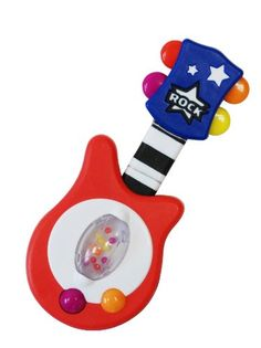 Sassy Rock Star Guitar Musical Toy *** For more information, visit image link.Note:It is affiliate link to Amazon.