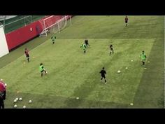 FIFA 12 Coaching Manual | Spatial Awareness - YouTube