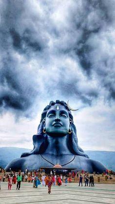 Shiva Stotram, Rudra Shiva, Shiva Linga, Lord Ganesha Paintings, Lord Shiva Painting, Lord Shiva Stories, Shiva Meditation, Lord Murugan Wallpapers, Lord Shiva Statue