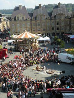festival de la marionnette, Charleville-Mezieres, Champagne-Ardenne