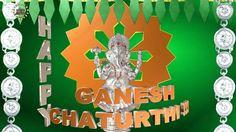 Happy Ganesh Chaturthi 2016,Vinayak Chaturthi,Wishes,Greetings,Animation...