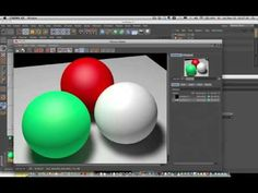 Cinema 4D Tutorial_Rendering_Physical Rendering (시네마 4D 피지컬렌더링 강좌)) - YouTube