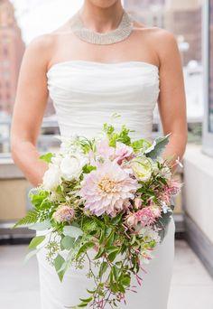 Tribeca Rooftop Wedding - http://fabyoubliss.com/2015/06/11/chic-lace-and-gold-tribeca-rooftop-wedding (1)