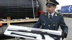 DERUWA: Italien: 800 Gewehre für ISIS in Belgien gefunden ...