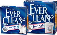 EverFresh® Unscented Low Track Litter