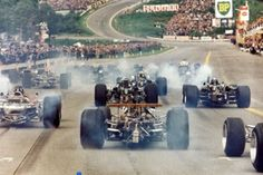 Formula 1 F1 GP Grand Prix Spa Eau Rouge