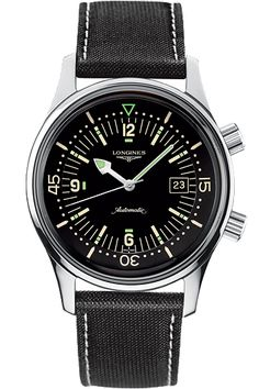 #Longines The Longines Legend #Diver
