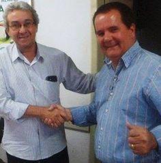 PORTAL DE ITACARAMBI: PREFEITOS DE JANUÁRIA E ITACARAMBI ESTÃO DE MÃOS D...