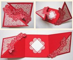 Howly Jowly Christmas TriFold Card  My Cards And Crafts
