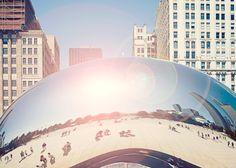 Cloud Gate #chicago
