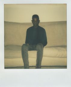 George Koh at Supa Model Management.  Instant Analogue by Cecilie Harris. Special thanks to Impossible.