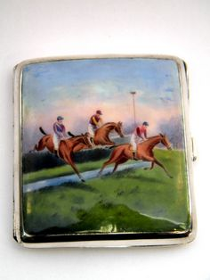 GERMAN ENAMEL & ALPACCA CIGARETTE CASE GERMANY c. 1930 Sterling Silver Money Clip / Holder (Feature Hallmark)ANTIQUE STERLING SILVER PINT TANKARD / MUG WHITING c. 1910 John Bull Antiques www.antique-silver.co.uk Antique Silver Dealer JB Silverware Silver Gifts & Home Decor London, UK #antiques #silver #antiquesilver #collectible #luxury #gifts #gentlemen #gents #mensfashion #style