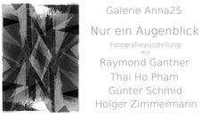 Nur ein Augenblick - Fotografieausstellung