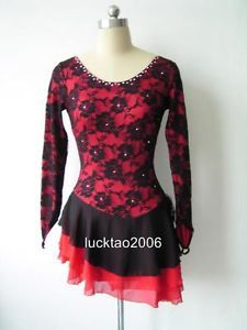 Gorgeous Figure Skating Dress Ice Skating Dress 5137 | eBay