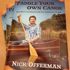Parks and Rec, Ron Swanson, Nick Offerman