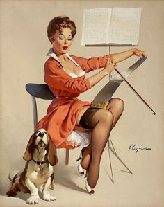 All sizes | GIL ELVGREN, via Flickr.