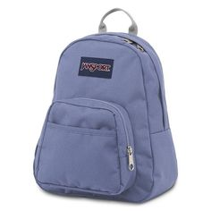 A must-have for your busy lifestyle, this JanSport Half Pint mini backpack is the perfect size when you're on-the-go. Luggage Backpack, Small Backpack, Jansport Backpack, Back To School Supplies For Teens, Hourglass Body Shape, Cute Mini Backpacks, Diamond Face Shape, Half Pint, Mousse