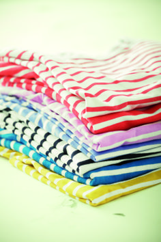 Stripes! Stripes! Stripes! All hail the faithful Breton! #Boden #Spring14 One in each color, please!