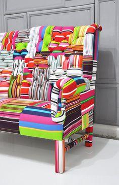 amazing upholstery.