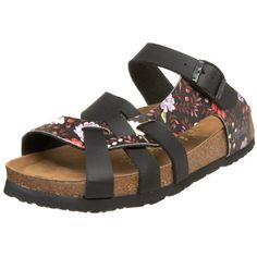 Birkenstock Papillio Pisa Crossover Sandal   Clothes