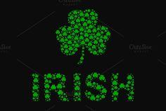 Irish Graphics Illustration for t-shirtsEps px, 300 dpiPng 300 dpi by stockimagefolio Graphic Illustration, Vector Illustrations, User Interface, Illustrators, Irish, Artworks, Graphics, Irish Language, Graphic Design