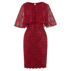 Evening Dress With Cape Kate Kasin Short Evening Dress Burgundy Lace Formal Gowns Special Occasion Dresses For Wedding Party
