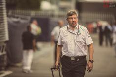 Formula 1 - Ross Brawn - GP Monza - daniphotodesign.com