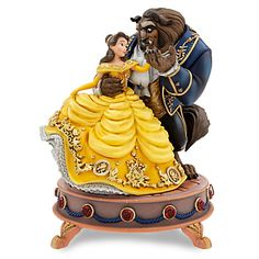 Beauty and the Beast Limited Edition Figurine | Disney Store