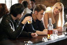 Damon, Stefan and Bekah